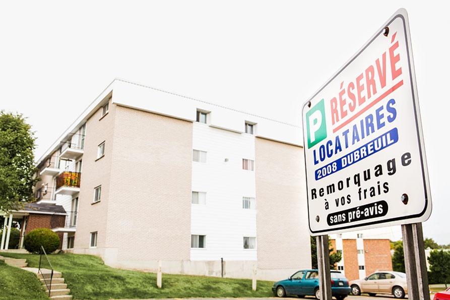 Appartements à louer à Sherbrooke