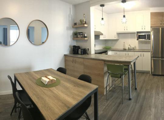 Appartement à louer, rénové, à Sherbrooke
