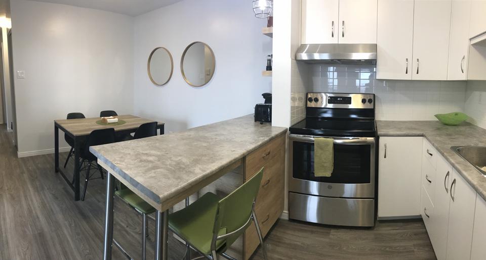 Appartement à louer à Sherbrooke près Université