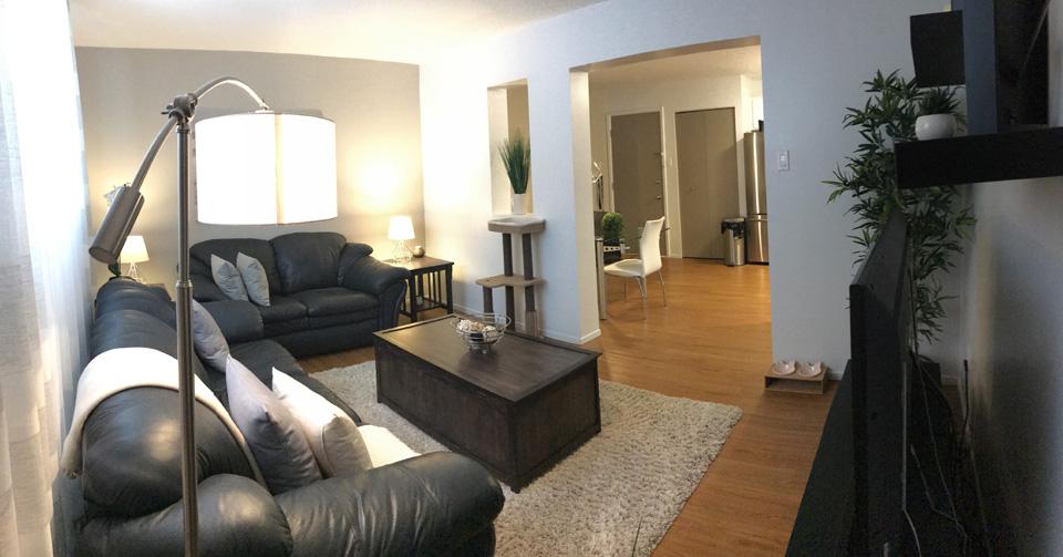 Appartement à louer à Sherbrooke pas cher