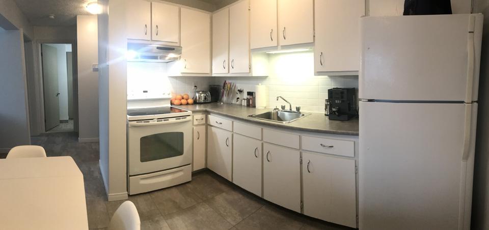 Appartement 3 et demi à louer à Sherbrooke