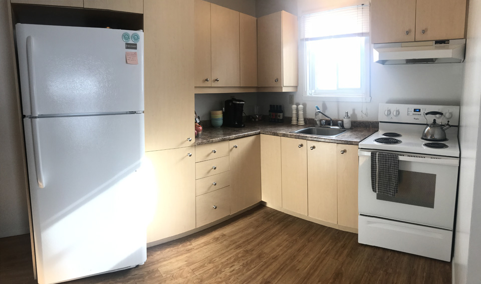Appartement rénové à louer à Sherbrooke