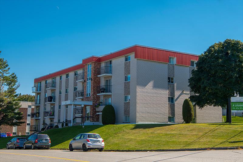 appartement à louer université de Sherbrooke tranquille